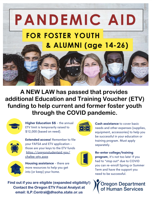 Pandemic+Aid+for+Foster+Youth+and+Alumni