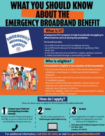 The EBB (Emergency Broadband Benefit) Information and How to Apply (también en español)