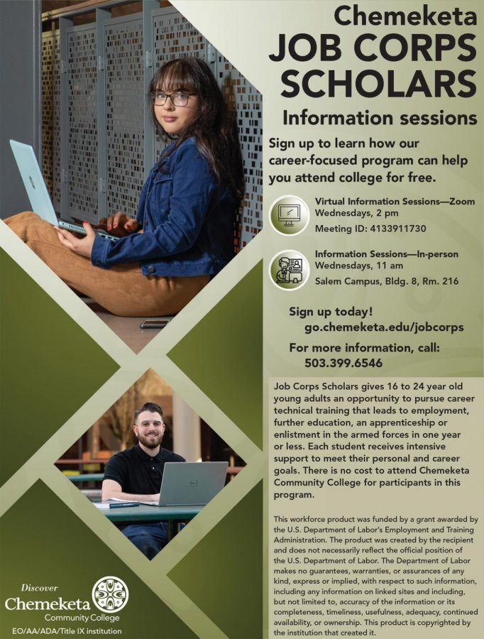 Chemeketa+Job+Core+Scholars