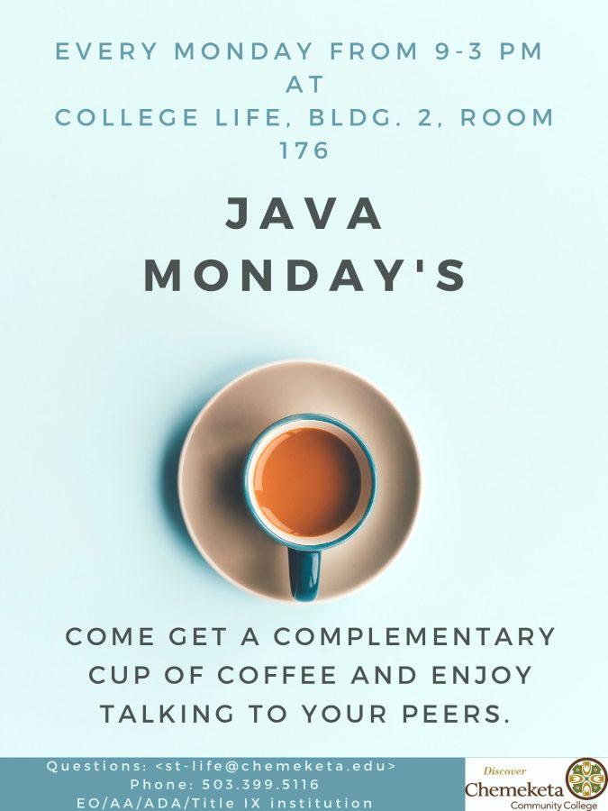 Java+Mondays